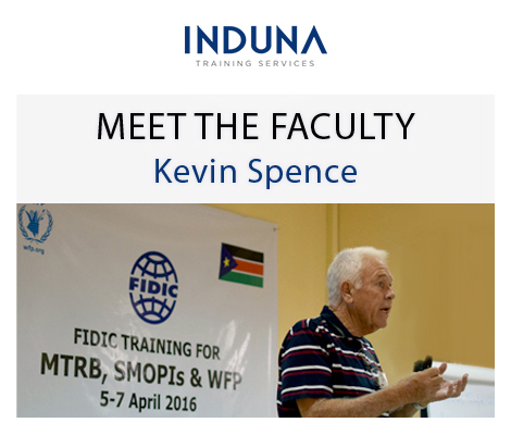 Meet The Faculty - Kevin Spence - Induna Training