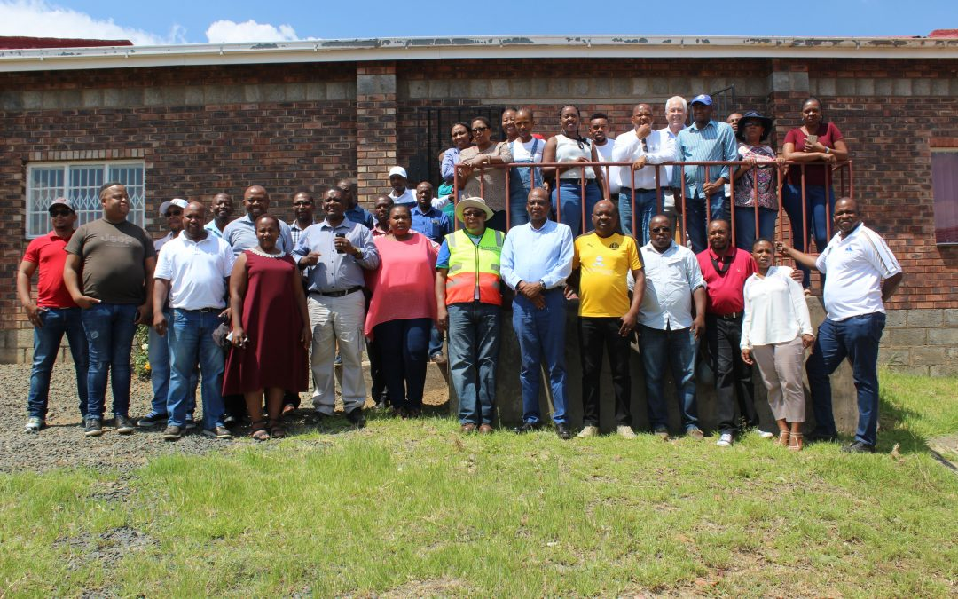 Exciting involvement with The Roads Directorate in Lesotho